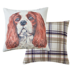 Cavalier King Charles Spaniel Cushion VCUS-181