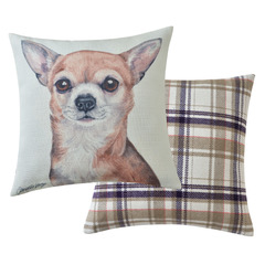Chihuahua Dog Cushion VCUS-198