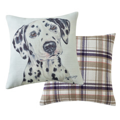 Dalmatian Dog Cushion VCUS-223