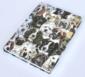 Dogs Montage A5 Notebook / Journal (VNB-MDGS)
