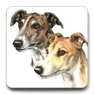 Greyhound Pair