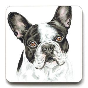 French Bulldog BW