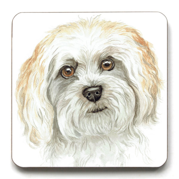 Cavachon Dog breed Coaster CST-256