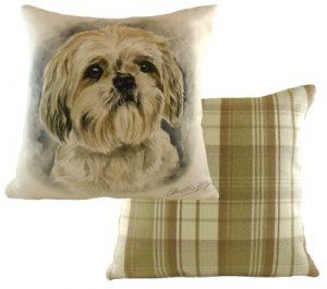 Shih Tzu Dog Cushion