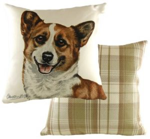 Corgi Dog Cushion