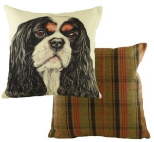 Cavalier King Charles Spaniel Dog Cushion