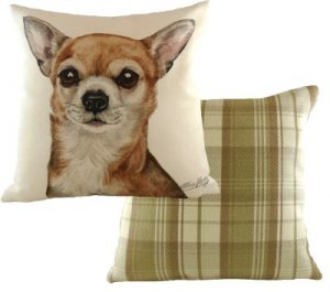 Chihuahua Dog Cushion
