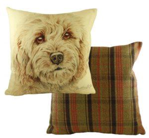 Cockapoo Dog Cushion