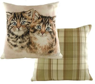 Kittens Cat Cushion