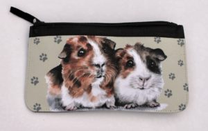 Guinea Pigs Pencil Case/Purse/Pouch (PUR-FY07)
