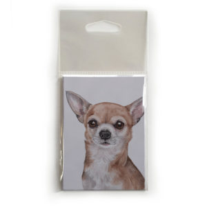 Fridge Magnet Dog Breed Gift featuring Chihuahua