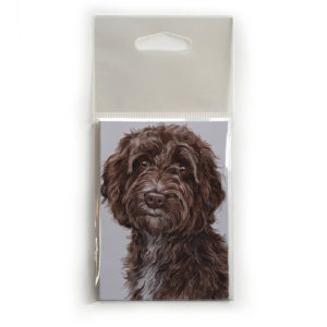 Fridge Magnet Dog Breed Gift featuring Cockapoo