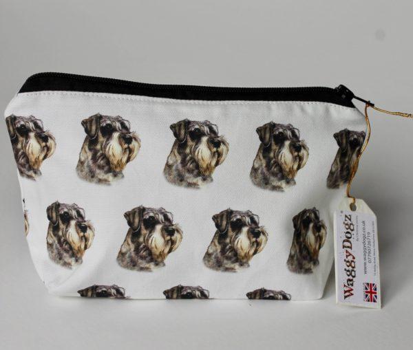 Schnauzer  Dog Makeup Bags MBG-05