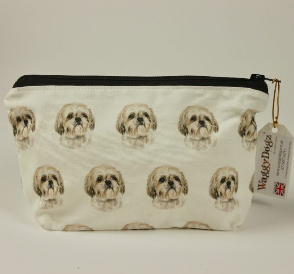Shih Tzu  Dog Makeup Bags MBG-129