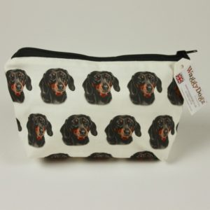 Dachshund  Dog Makeup Bags MBG-186