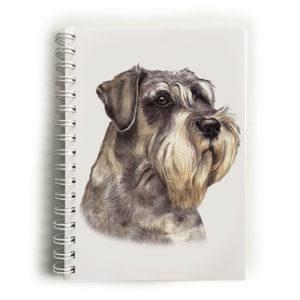 Schnauzer Notebook