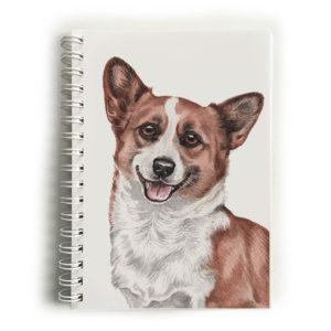 Corgi Notebook