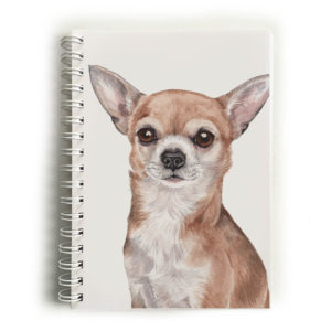 Chihuahua Notebook
