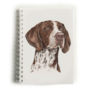 German Shorthaired Pointer Notebook