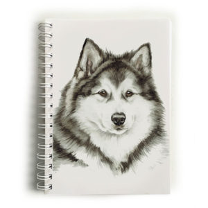 Alaskan Malamute Notebook