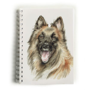 Belgian Shepherd Notebook