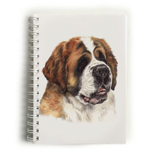 St. Bernard Notebook
