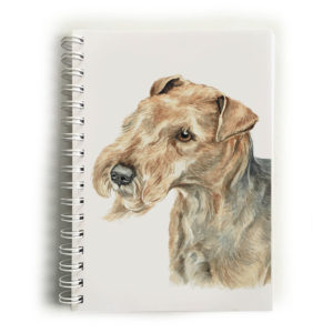 Lakeland Terrier Dog Notebook
