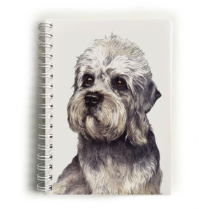 Dandie Dinmont Notebook