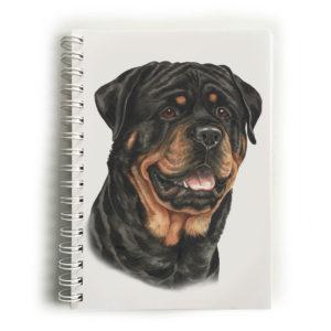 Rottweiler Notebook