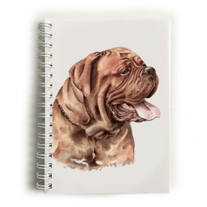 Dogue de Bordeaux Notebook