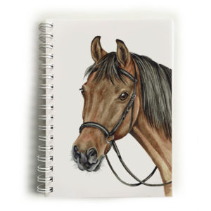 Bay Horse Notebook
