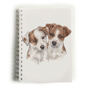 Jack Russell Puppies Jack Russells Notebook