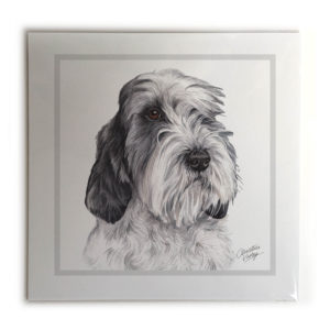 Petit Basset Griffon Vendeen Dog Picture / Print
