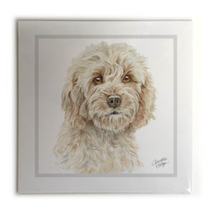 Cockapoo Dog Picture / Print