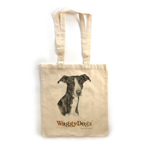 Lurcher Tote Bag
