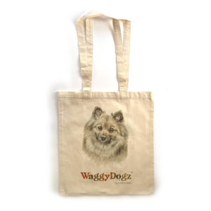 German Spitz Tote Bag