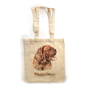 Dogue de Bordeaux Tote Bag